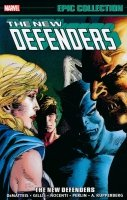 DEFENDERS EPIC COLLECTION THE NEW DEFENDERS SC