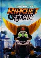 ART OF RATCHET AND CLANK HC