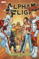 ALPHA FLIGHT VOL 02 WAXING POETIC SC (SUPERCENA przelicznik 1.90)