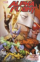 ALPHA FLIGHT THE COMPLETE SERIES BY GREG PAK AND FRED VAN LENTE SC