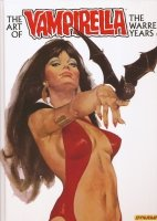 ART OF VAMPIRELLA THE WARREN YEARS HC (SUPERCENA przelicznik 3.10)