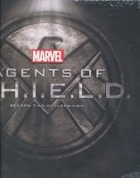 AGENTS OF SHIELD SEASON 2 DECLASSIFIED HC (SLIPCASE)