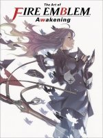 ART OF FIRE EMBLEM AWAKENING HC **
