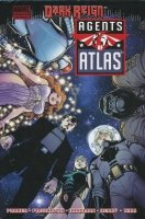 AGENTS OF ATLAS DARK REIGN HC (SUPERCENA)