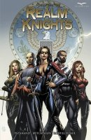 GRIMM FAIRY TALES PRESENTS REALM KNIGHTS VOL 01 SC **