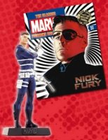 CLASSIC MARVEL FIG COLL MAG #51 NICK FURY