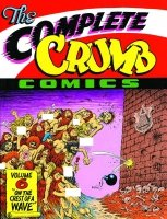 COMPLETE CRUMB COMICS VOL 06 ON CREST OF WAVE SC **