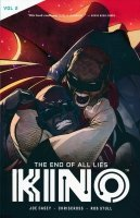 CATALYST PRIME KINO VOL 02 THE END OF ALL LIES SC