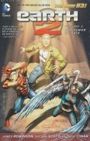 EARTH 2 VOL 02 THE TOWER OF FATE HC