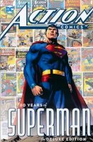 ACTION COMICS 80 YEARS OF SUPERMAN DELUXE HC