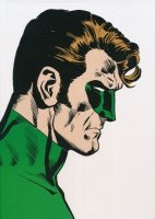 ABSOLUTE GREEN LANTERN GREEN ARROW HC (SLIPCASE)
