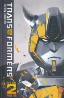 TRANSFORMERS THE IDW COLLECTION PHASE 2 VOL 02 HC (DELUXE)