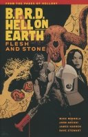 BPRD HELL ON EARTH VOL 11 FLESH AND STONE SC