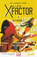ALL-NEW X-FACTOR VOL 01 NOT BRAND X SC (SUPERCENA przelicznik 2.70)