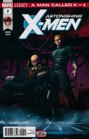ASTONISHING X-MEN #7 LEG