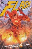 FLASH BY MANAPUL AND BUCCELLATO OMNIBUS HC (DELUXE) (SUPERCENA)