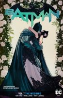 BATMAN VOL 07 THE WEDDING SC (SUPERCENA przelicznik 2.80)