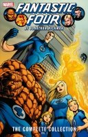 FANTASTIC FOUR BY JONATHAN HICKMAN THE COMPLETE COLLECTION VOL 01 SC