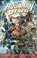 AQUAMAN AND THE OTHERS VOL 01 LEGACY OF GOLD SC (SUPERCENA przelicznik 2.60)