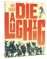 DIE LAUGHING HC FRANQUIN **