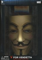 V FOR VENDETTA BOOK AND MASK SET SC (NEW EDITION)