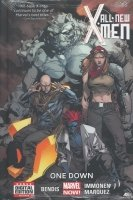 ALL-NEW X-MEN VOL 05 ONE DOWN HC