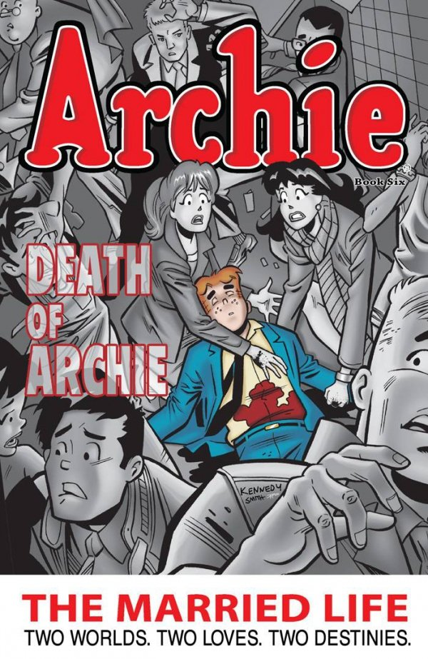 ARCHIE THE MARRIED LIFE VOL 06 SC **