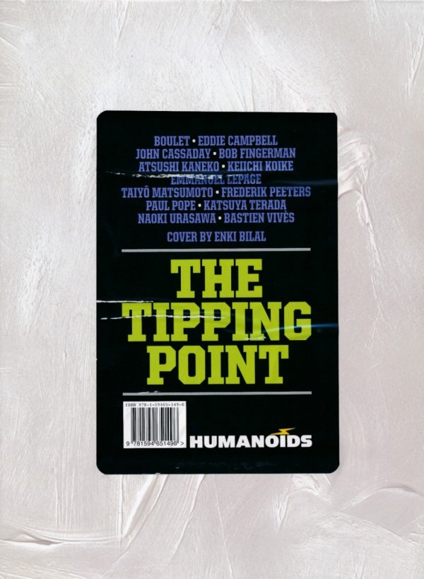 TIPPING POINT HC (BOX) (ULTRA DELUXE EDITION)