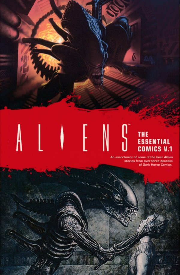 ALIENS THE ESSENTIAL COMICS VOL 01 SC