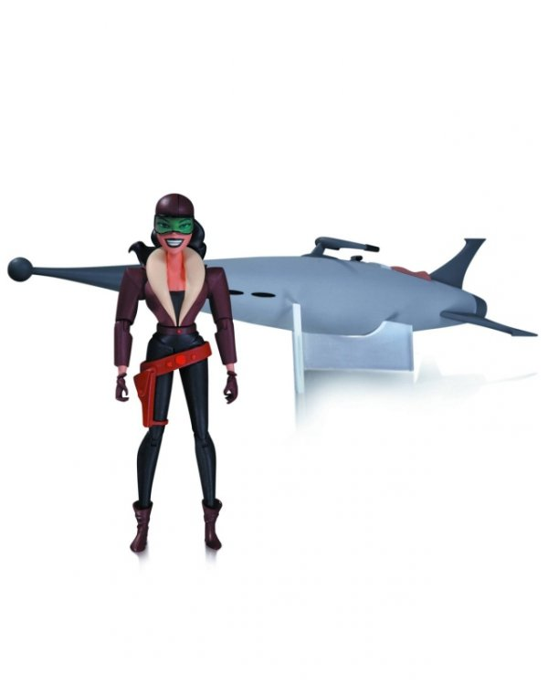 BATMAN ANIMATED SERIES ROXY ROCKET DLX AF