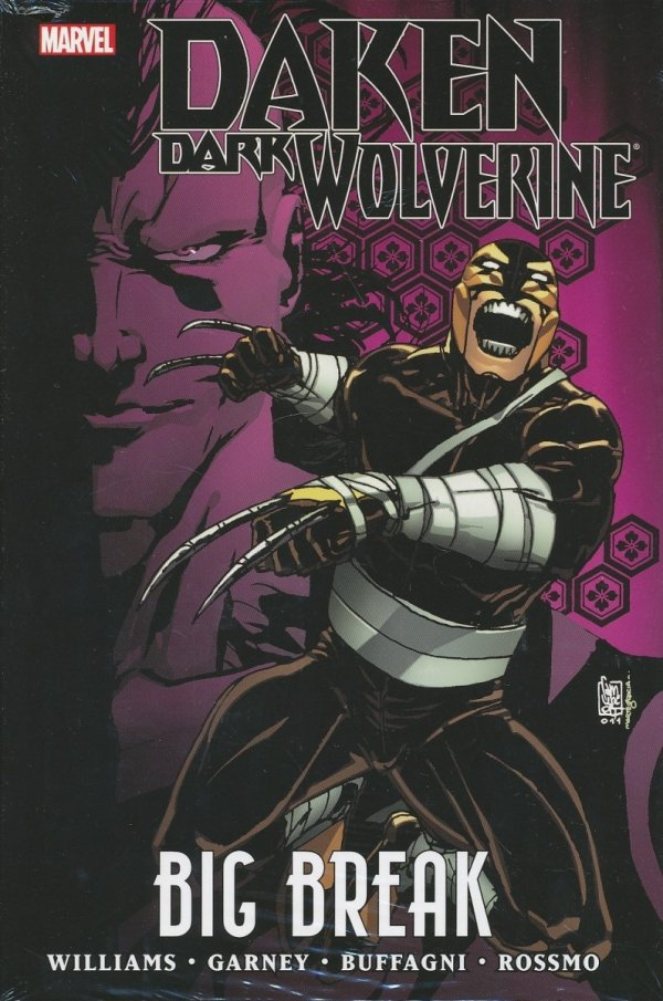 DAKEN DARK WOLVERINE BIG BREAK HC