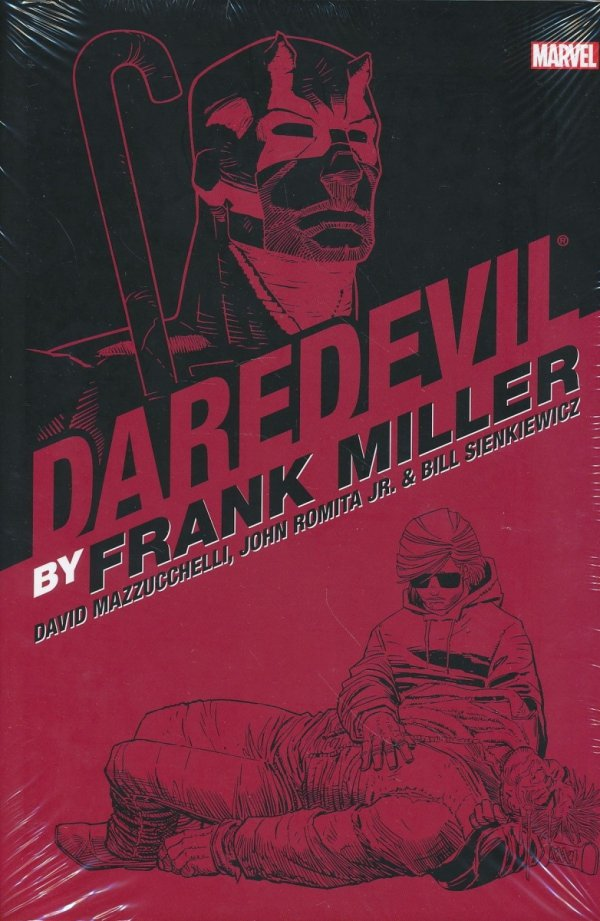 DAREDEVIL BY FRANK MILLER OMNIBUS COMPANION HC NEW PTG