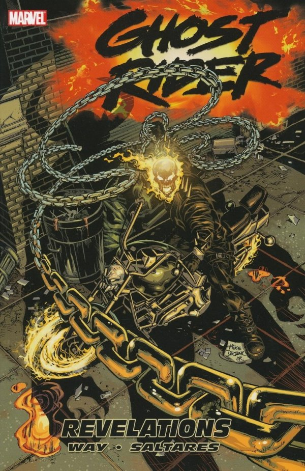 GHOST RIDER VOL 04 REVELATIONS SC *