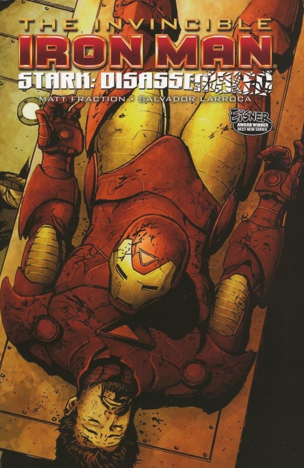 INVINCIBLE IRON MAN VOL 04 STARK DISASSEMBLED SC