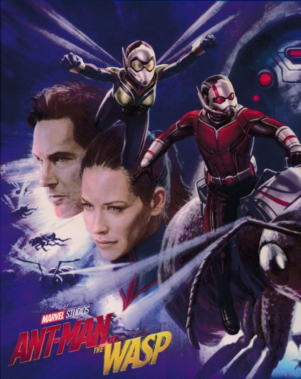 ART OF ANT-MAN AND THE WASP HC (BOX)