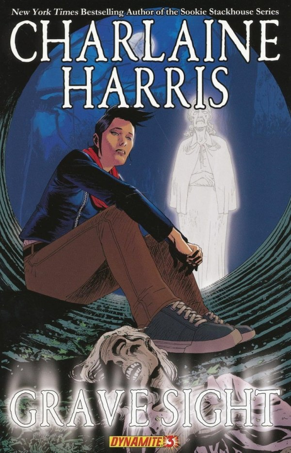 CHARLAINE HARRIS GRAVE SIGHT GN VOL 03