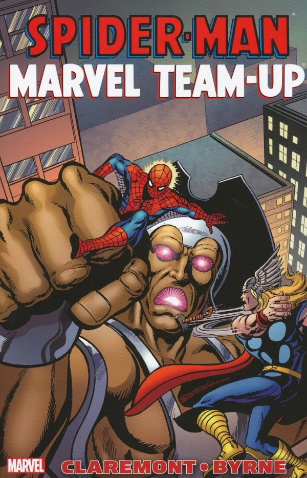 SPIDER-MAN MARVEL TEAM UP BY CLAREMONT AND BYRNE TP
