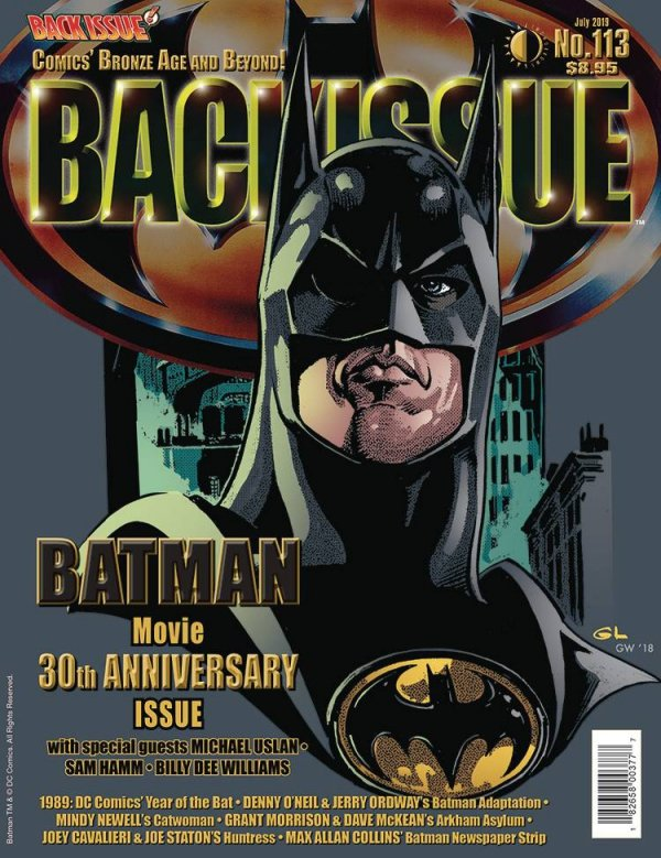 BACK ISSUE #113 *