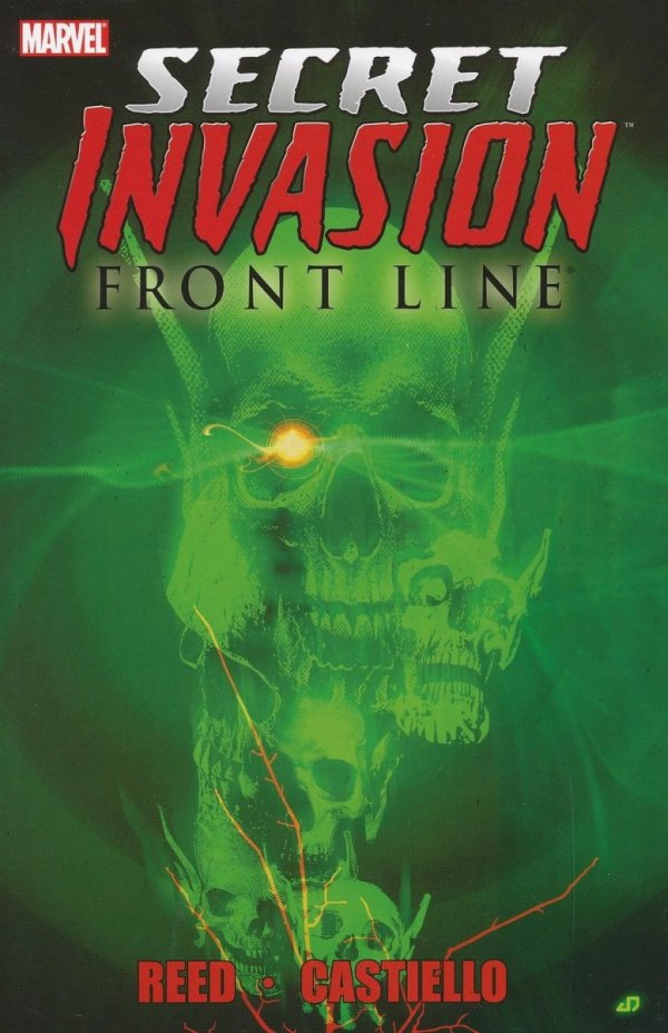 SECRET INVASION FRONT LINE SC