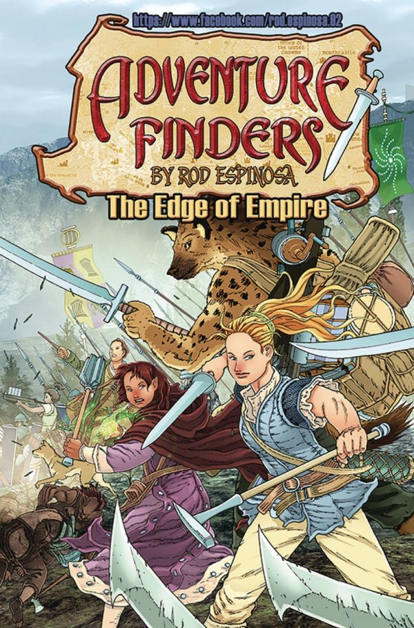 ADVENTURE FINDERS EDGE OF EMPIRE SC *