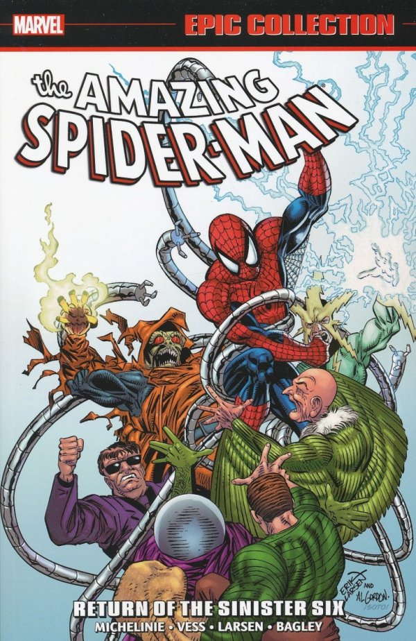 AMAZING SPIDER-MAN EPIC COLLECTION RETURN OF THE SINISTER SIX SC
