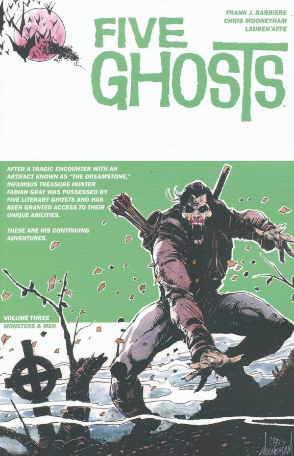FIVE GHOSTS VOL 03 MONSTERS AND MEN SC