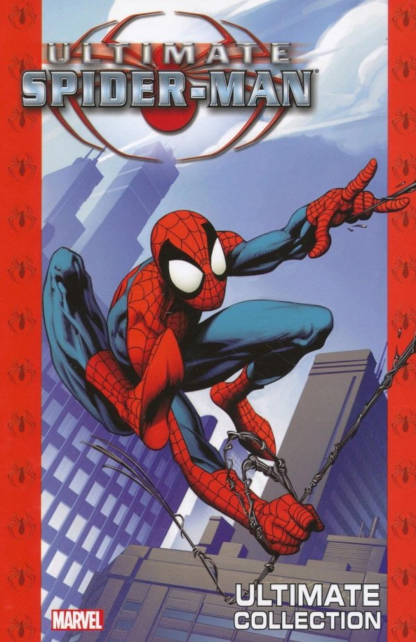 ULTIMATE SPIDER-MAN ULTIMATE COLLECTION VOL 01 SC