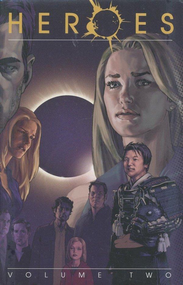 HEROES VOL 02 HC (HA COVER)