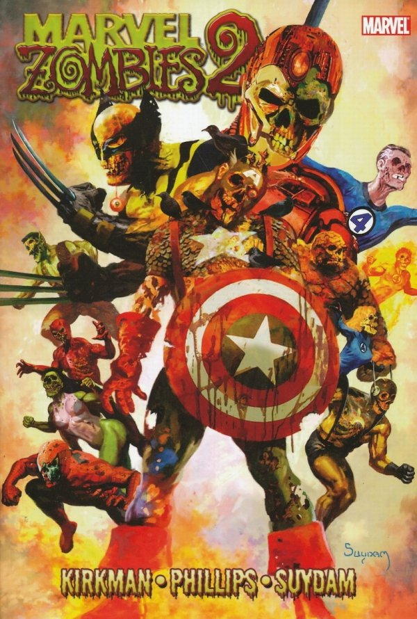 MARVEL ZOMBIES 2 HC (DELUXE)