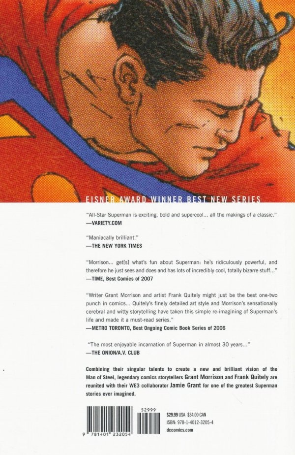 ALL-STAR SUPERMAN SC (OLD EDITION) **