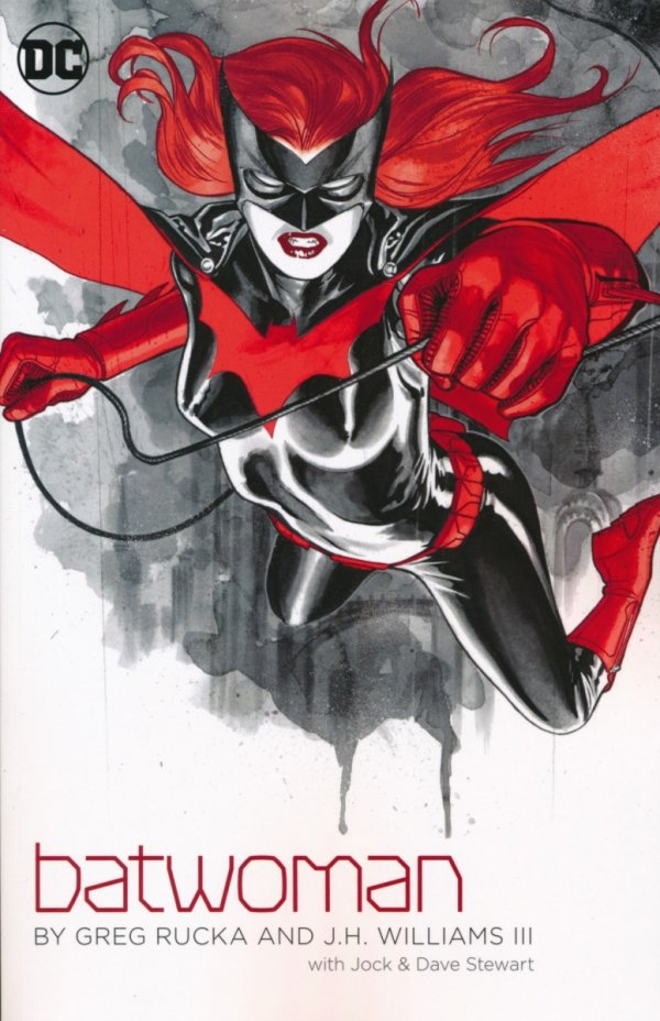 BATWOMAN BY GREG RUCKA AND JH WILLIAMS III SC