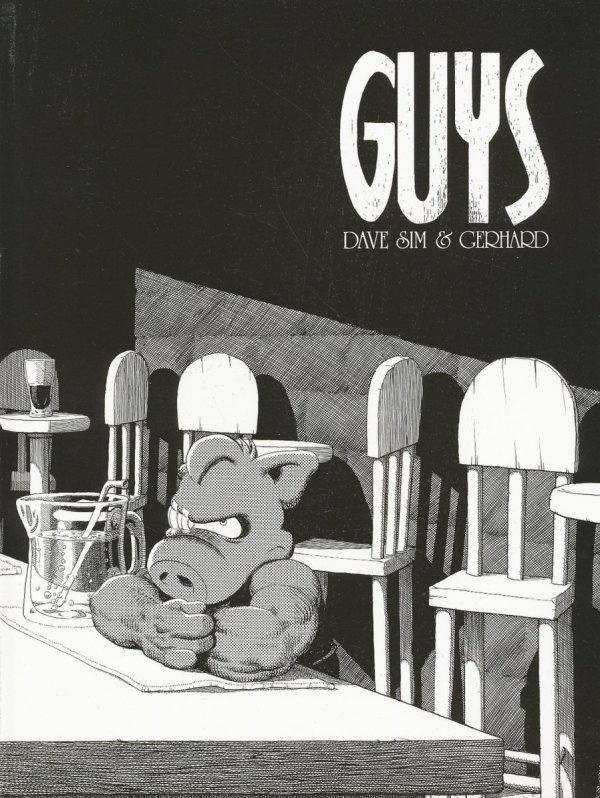 CEREBUS VOL 11 GUYS SC **