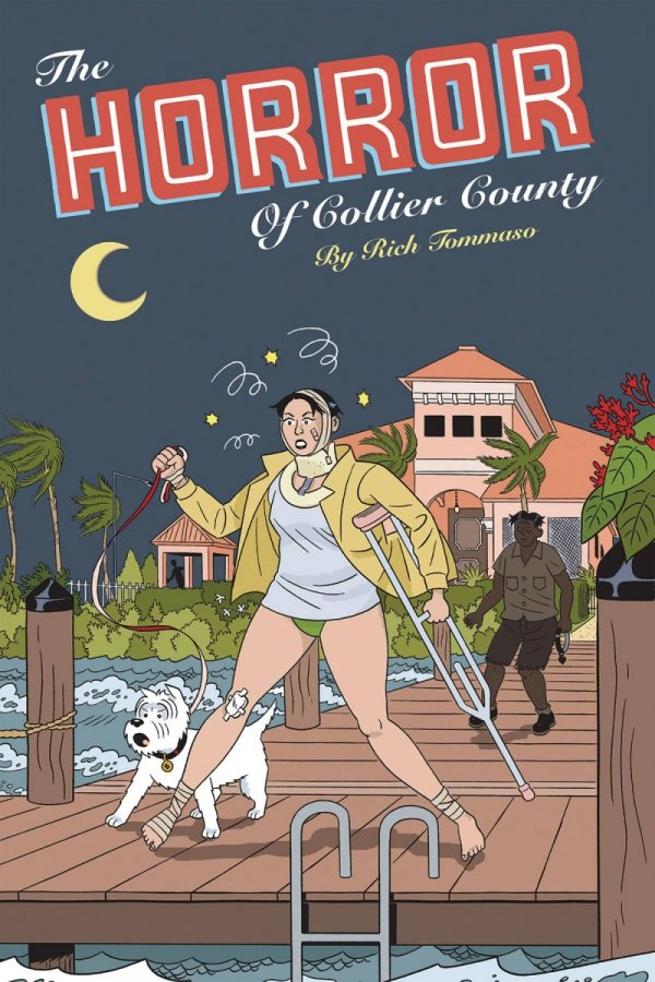 HORROR OF COLLIER COUNTY HC *