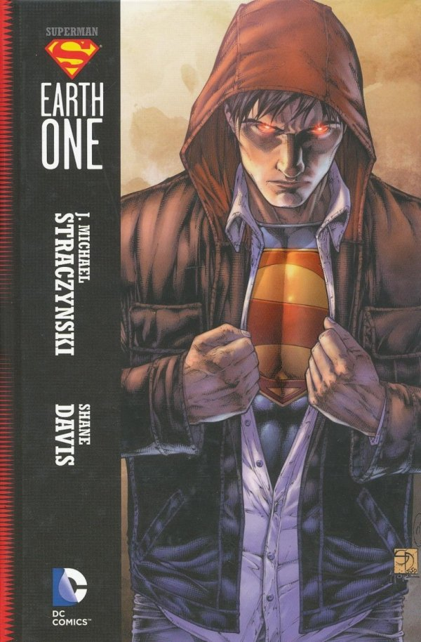 SUPERMAN EARTH ONE HC (OLD EDITION)